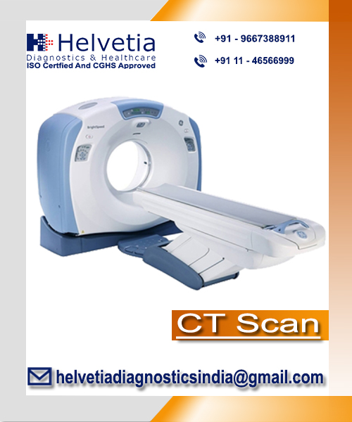 CGHS Approved CT Scan Centre in South Delhi