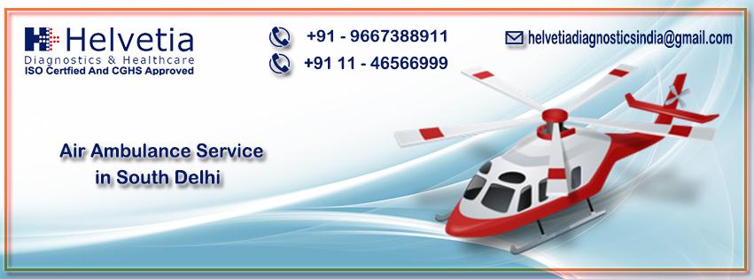 Air Ambulance Service in Greater Kailash Delhi