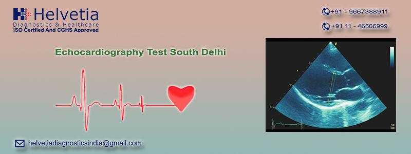Echocardiography Test GK 1 South Delhi