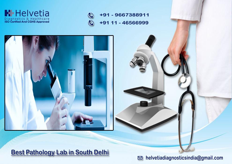 Diagnostic Centre & Pathology Lab for Blood Tests in Gk 1, Delhi