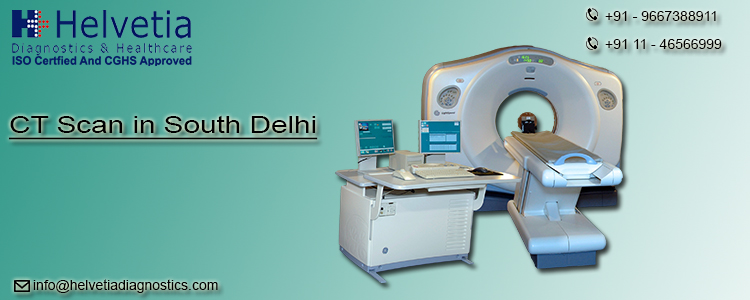 CT Scan in Greater Kailash 1